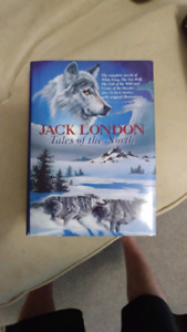 Jack London Hardcover & Leatherbound