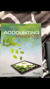 Accounting Textbook