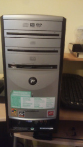 Ordinateur de bureau Emachines H6524 AMD Athlon 64