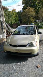 2001 Toyota Echo Automatique