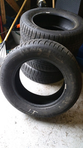4 Winter tires 215/60/r16 Michelin (X-ice)