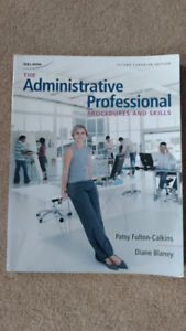 The Administrative Professional Procedures and Skills