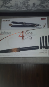 Flat Iron and Curling Wand