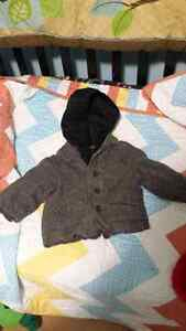 18 month spring or fall jacket.