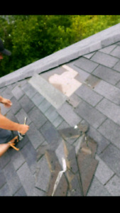 Roof Repairs And Re-Roofs Free Estimates • Call Now!