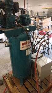 5HP Compressor 60 Gal with dryer