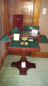 Monopoly The Collector's Edition by Franklin Mint