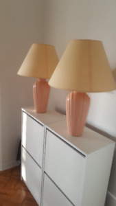 Nice Set of 2 Table Lamps