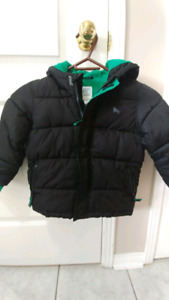 Toddler size 4 winter jacket