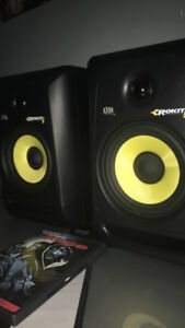 KRK RP6G3-NA Rokit 6 Generation 3 Powered Studio Monitorby KRK