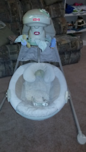 Baby Swing - battery operated