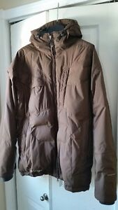 Winter Jackets: Columbia, Four Square & Firefly (all Mens Large)