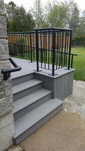 Handicap Railings, Handrails, Grab Bars, Custom Made for You! Kingston Kingston Area image 7