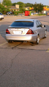 2002 C32 AMG Stage 3 Eurocharged 450hp 430fttq