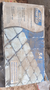 Grill trends Deluxe Grill briquettes