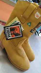 Kodiak Cowboy style Steel Toe & Steel Plate Boot