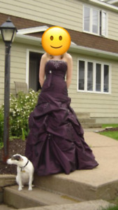 Alyce Designs Prom Dress. Size 0.