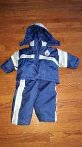 TML 12 month snow suit.