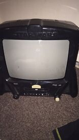 Star Wars tv with DVD player built in £10