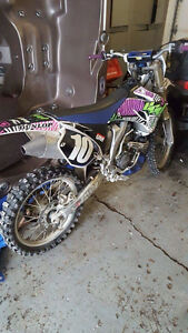 Yz 250f for sale