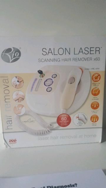 RIO SALON LASER HAIR REMOVAL | Miscellaneous Goods