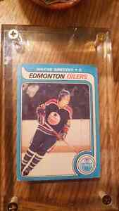 Wayne gretzky s rookie card.... real deal