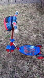 Spiderman Scooter for little kids