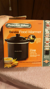 Food Warmer and Hand Blender
