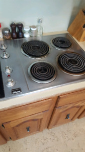 Gibson wall oven and cook stove