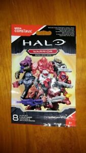 Mega Bloks Construx Halo Warrior Series Blind Bags