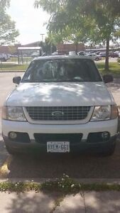 2003 Ford Explorer spare parts to go with it! Want gone!