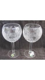 The Millennium Collection! Waterford crystal!