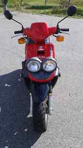 2004 Scooter yamaha bws 50cc
