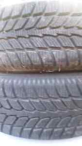 2 snow tires 215/70R16 Kingston Kingston Area image 2