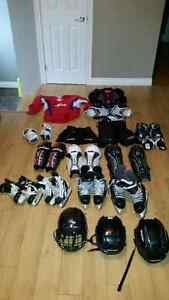 Used hockey equipment London Ontario image 1