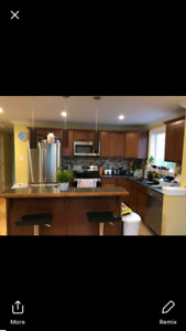 3 bedroom apartment for sublet in Fairview Halifax