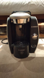 Tassimo Cafetiere T46 Silver