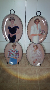 Princess Diana Collector Plates