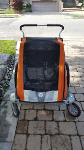 Chariot Cougar2 - Double Biking/Jogging Stroller North Toronto