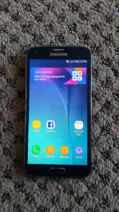 Samsung Galaxy S5 neo unlocked  and in excellent condition