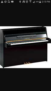 Yamaha upright piano in great condition