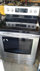 Samsung Stainless steel convection oven