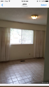 3 bedroom, Upper Level, Vancouver Special, New Painting