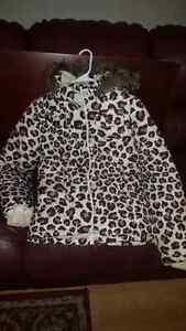 2 veste d'hiver 14ans  (10$)