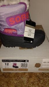 Sorel size 12 BRAND NEW - still in box - for girl Gatineau Ottawa / Gatineau Area image 1