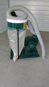Craftex dust collector