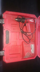 Milwaukee Power Plus Drill & Charger