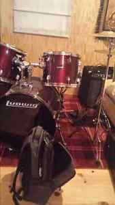 Looking for inexpensive cymbals w/ stands Kawartha Lakes Peterborough Area image 1