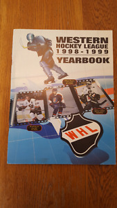 1998-99 WHL Yearbook