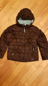 LLBean Youth girls down filled Jacket size 12/14